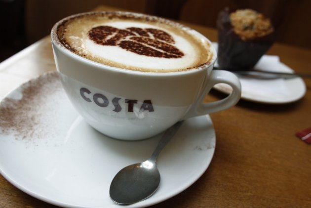 Cv Deluge As 1700 Apply To Nottingham Costa Coffee For