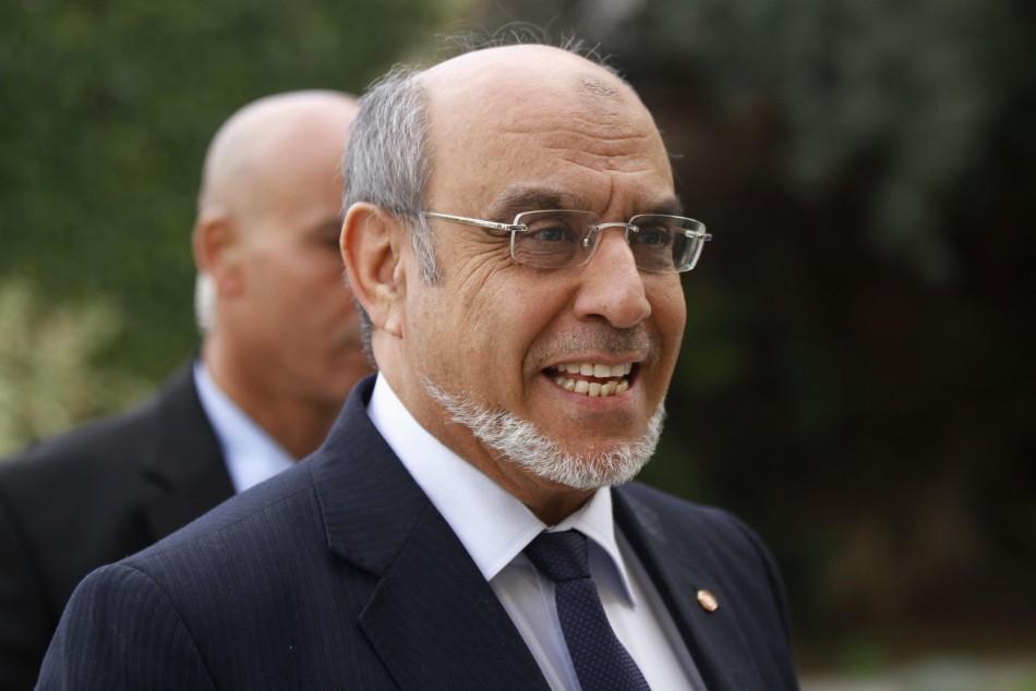 Tunisian Prime Minister Jebali