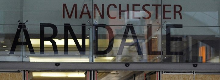 The Arndale Centre in Manchester was evacuated following one bomb hoax (Reuters)