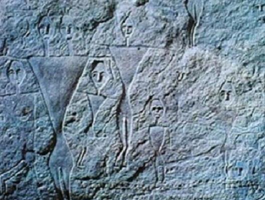Kangjiashimenji Petroglyphs