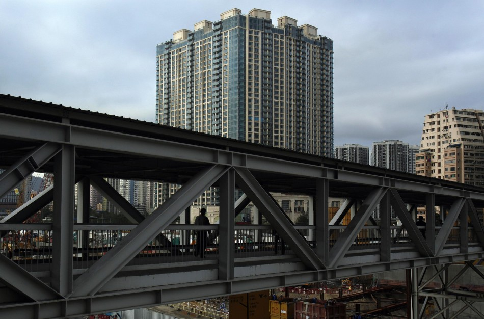 Chinese government stresses property sector curbs
