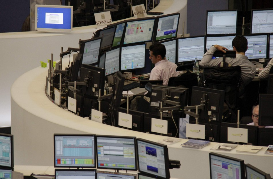 European markets cautious on Fed's minutes