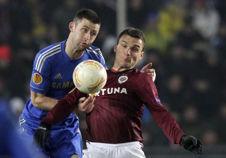 Sparta Prague v Chelsea