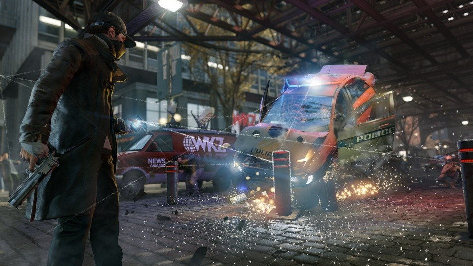 ps4 launch watch dogs