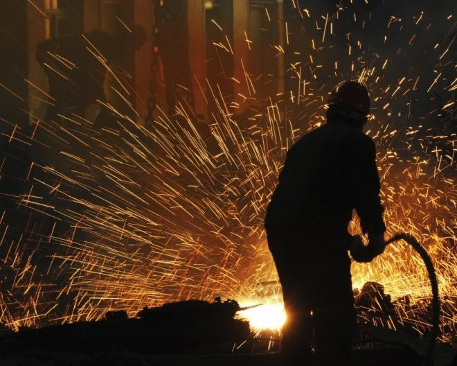 German manufacturing (Photo: Reuters)