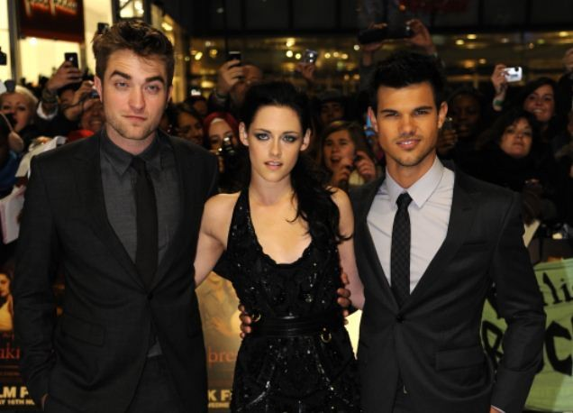 Twilight leads nominations for Razzie Awards 2013