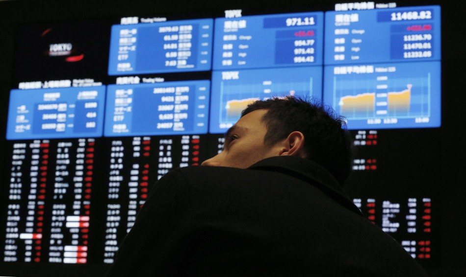 asian markets weekly roundup