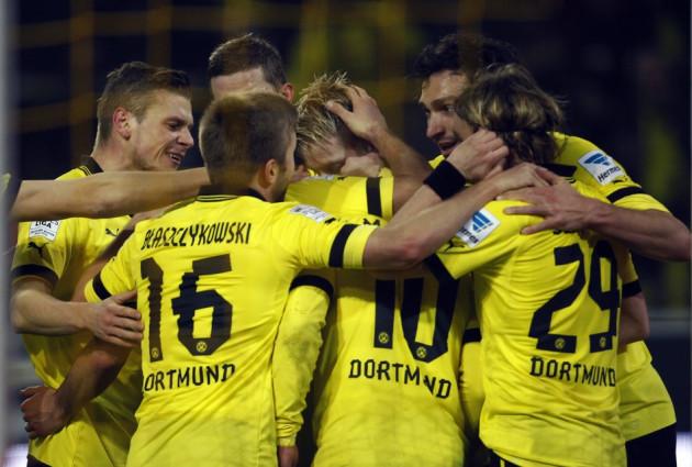 Ferguson feels Dortmund are the dark horse this year