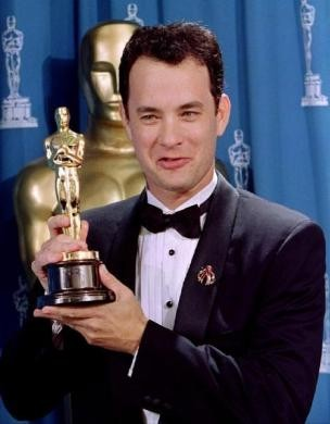 Tom Hanks outs his high school drama teacher, err who wasn't out