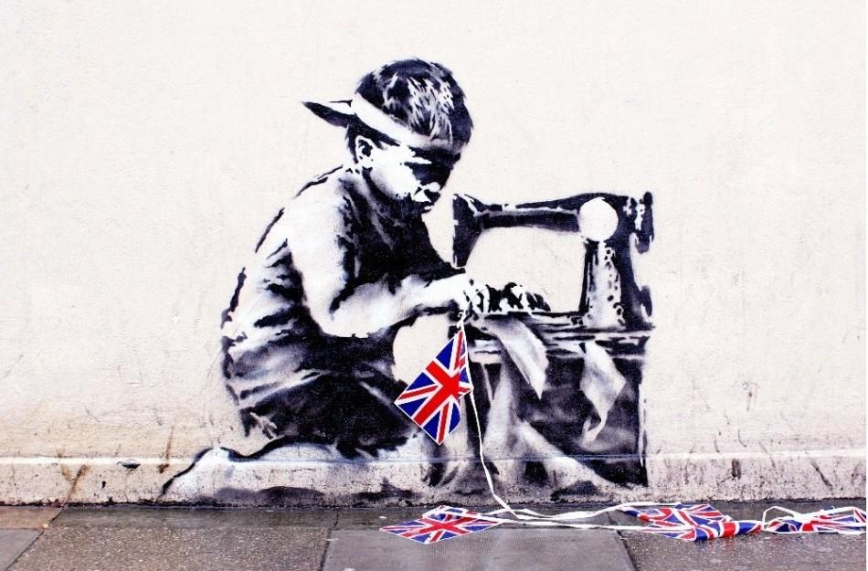 Banksy's Slave Labour