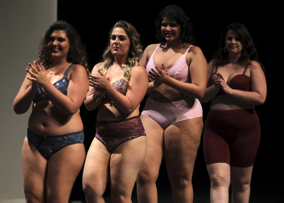Fashion Weekend Plus Size 2013: Plus Size Models Show off ...