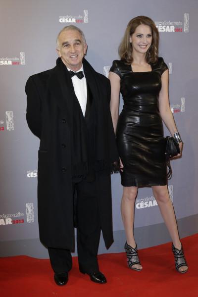 Cesar Awards 2013 Best Dressed Celebrities on Red carpet