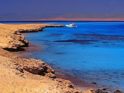 Set on the Red Sea at the southern end of the Sinai Peninsula in Egypt, the area of Sharm el-Sheikh has some of the globe's best scuba diving places