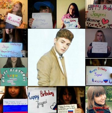 happy23rdbirthdayjaymihensley CIS LOVES YOU UnionJworld