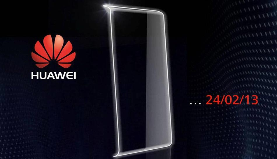 Huawei Mobile World Congress 2012 Ascend P2