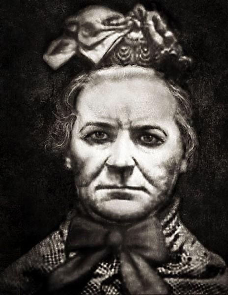 Amelia Dyer (Source - Wells Asylum/Wikimedia Commons)