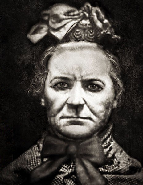 Amelia Dyer (Source - Wells Asylum/Wikimedia Commons)