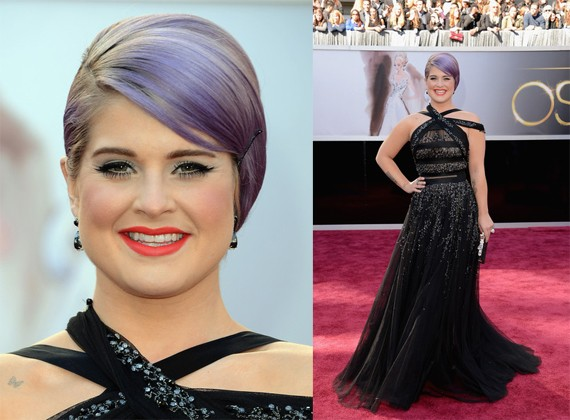 Oscars 2013 Best Dressed: Jennifer Lawrence, Kelly Osbourne Shines  [EARLY PHOTOS]