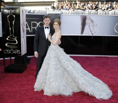 Oscars 2013 Red Carpet Arrivals