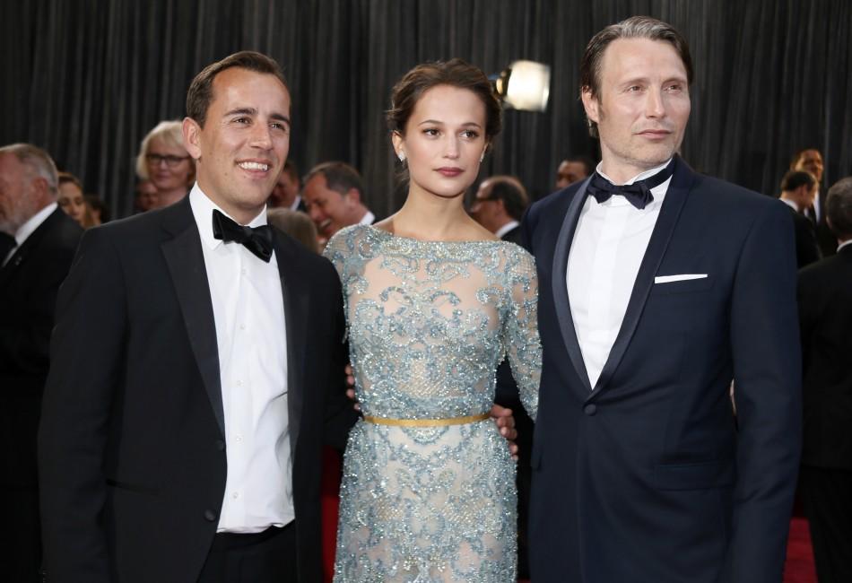 Oscars 2013 Red Carpet Arrivals