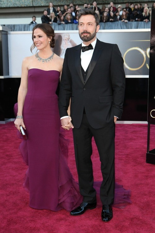 Jennifer Garner and Ben Afleck