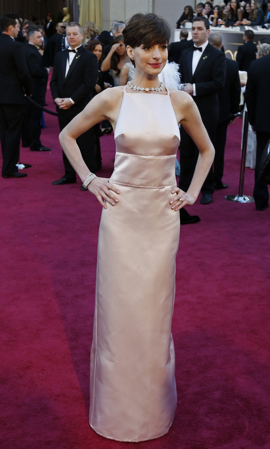 oscars 2013 worst dressed celebrities on academy awards