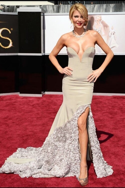 Oscars 2013 Worst dressed celebrities on Red carpet