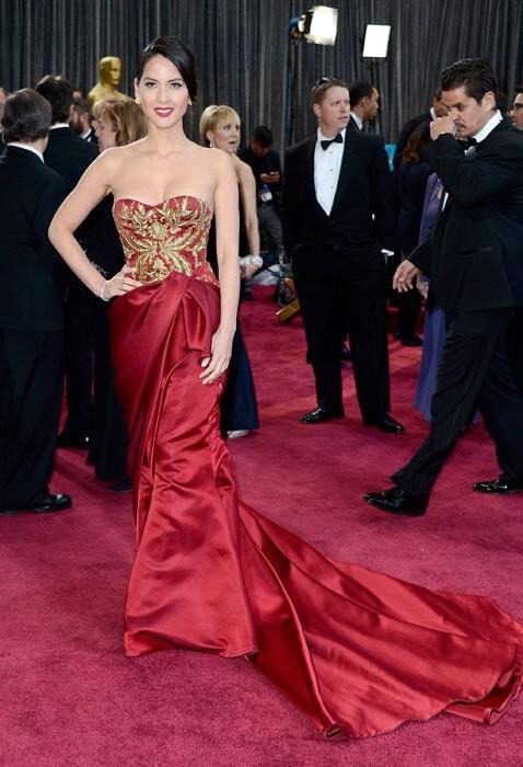 Celebrity Red Carpet 2013
