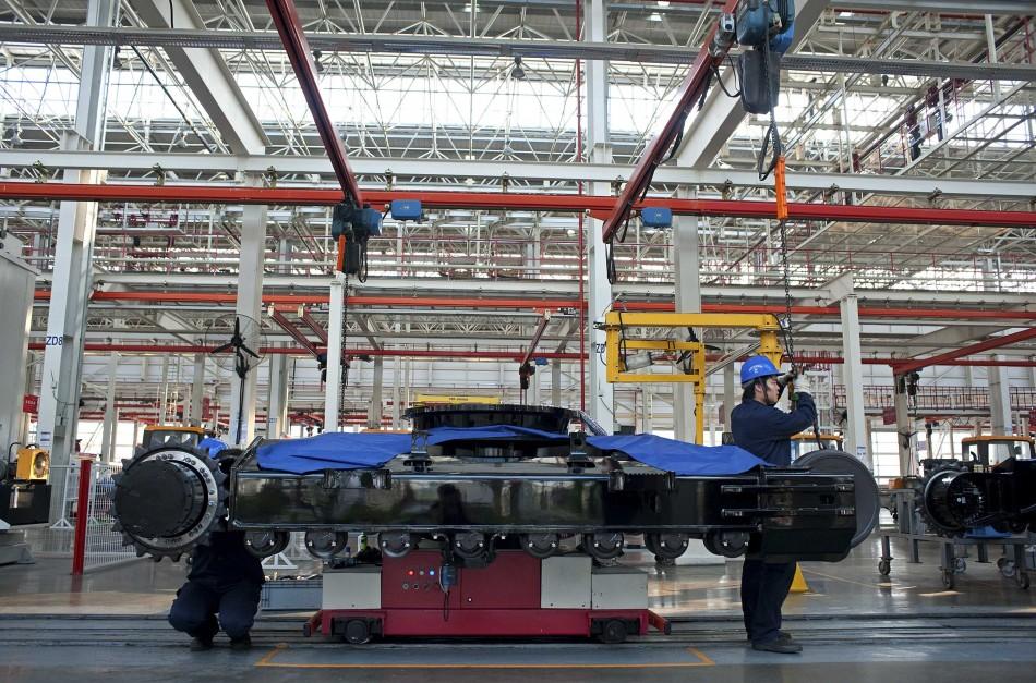 China manufacturing