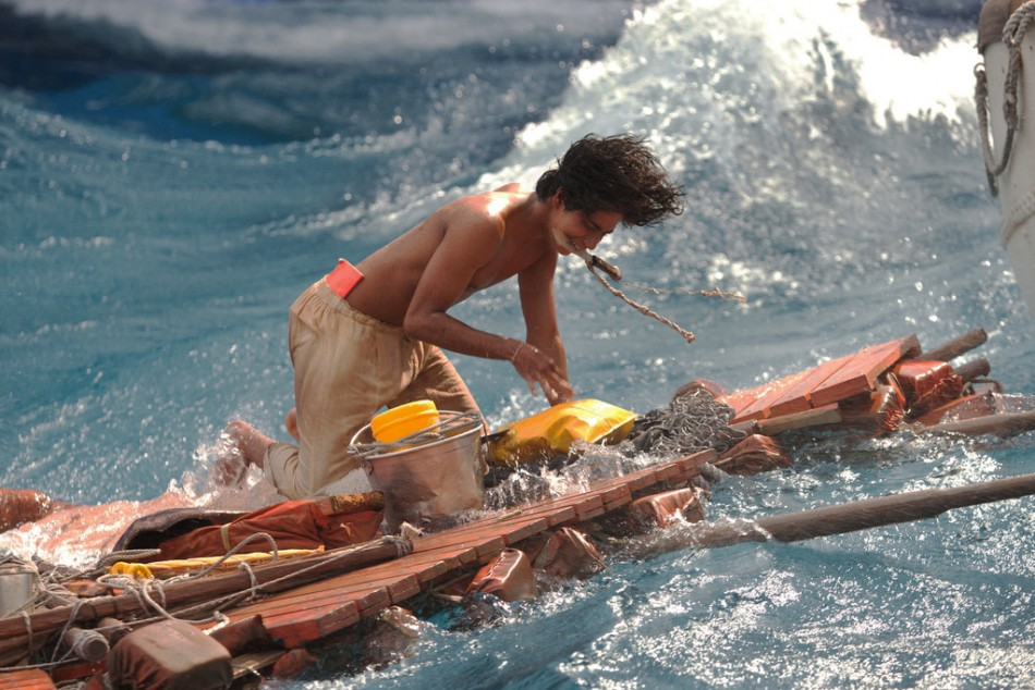 Life of Pi (Source - Official Web site)