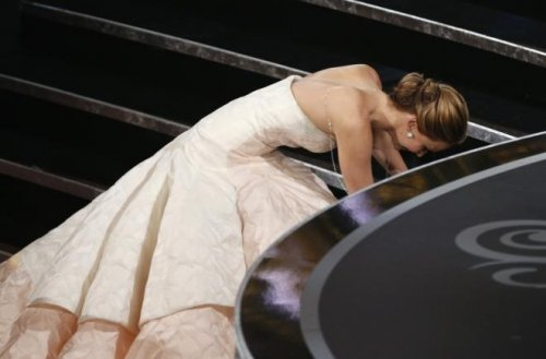Jennifer Lawrence Sexiest Sense of Humor: Her Most Hilarious Stunts This Year