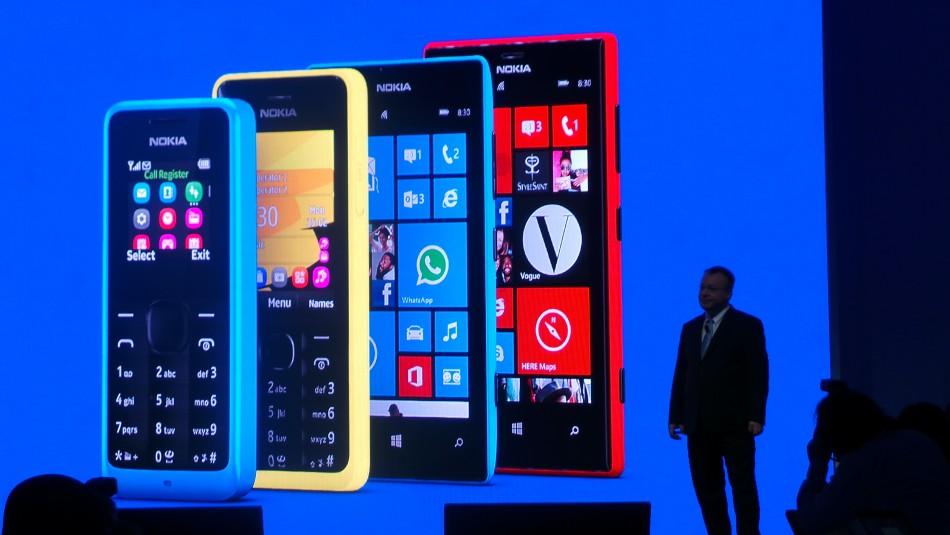 Nokia Mobile World Congress 2013