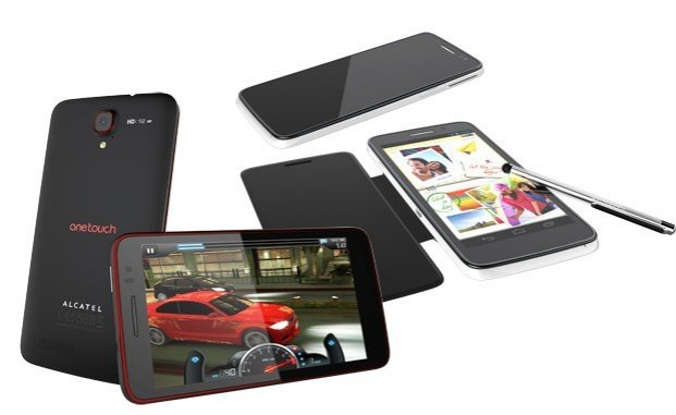 Alcatel One Touch Scribe range