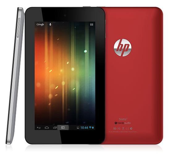 HP Hewlett Packard Slate 7 MWC