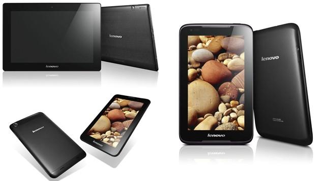 Lenovo tablets Mobile World Congress
