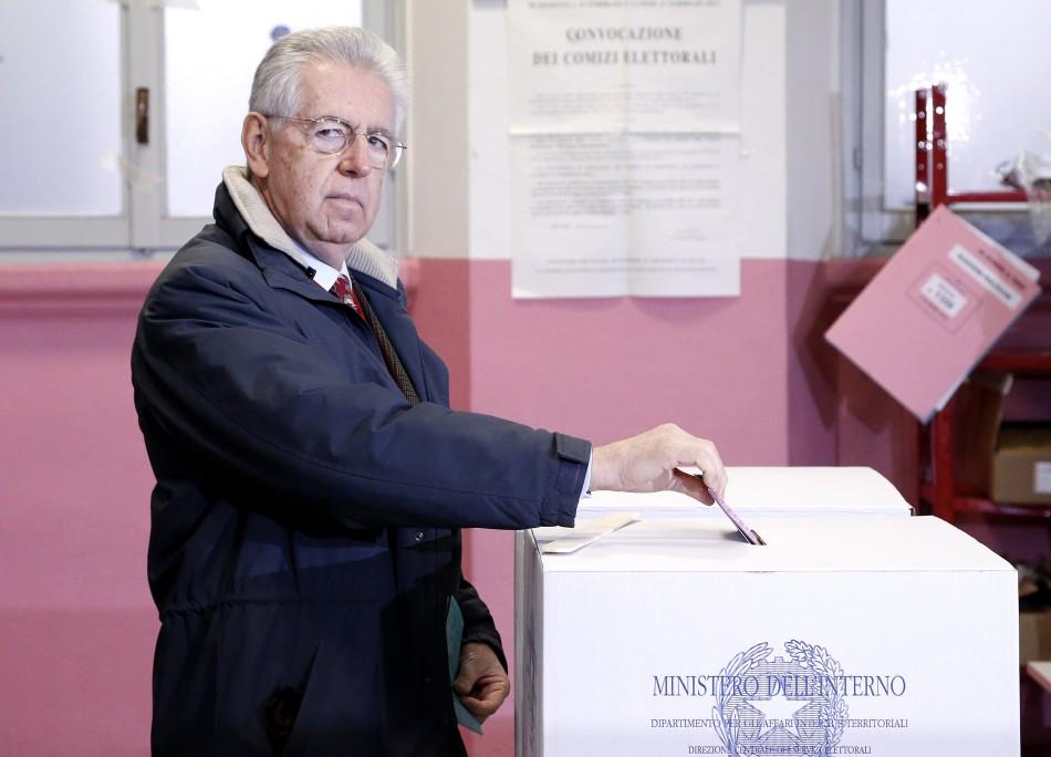 Italy vote