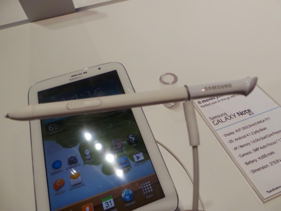 Samsung Galaxy Notte 8.0