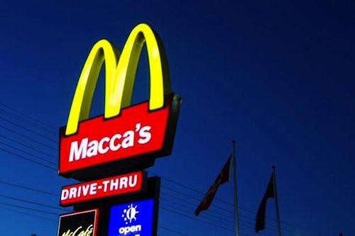 Australian McDonald's