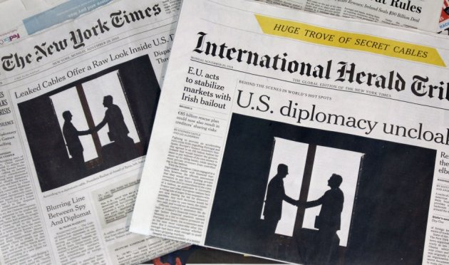 New York Times Renames International Herald Tribune