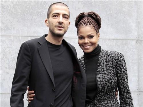 Janet Jackson and husband Wissam Al Mana