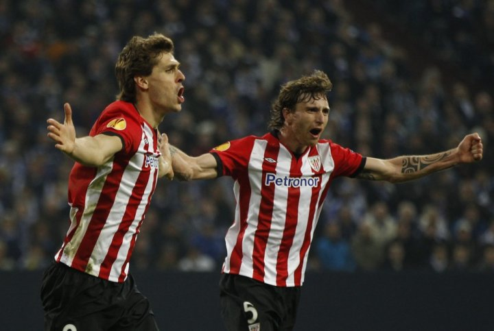 Amorebieta could follow Llorente to the Serie A