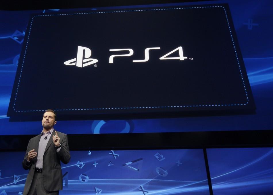 PS4 announcement Gaikai streaming games