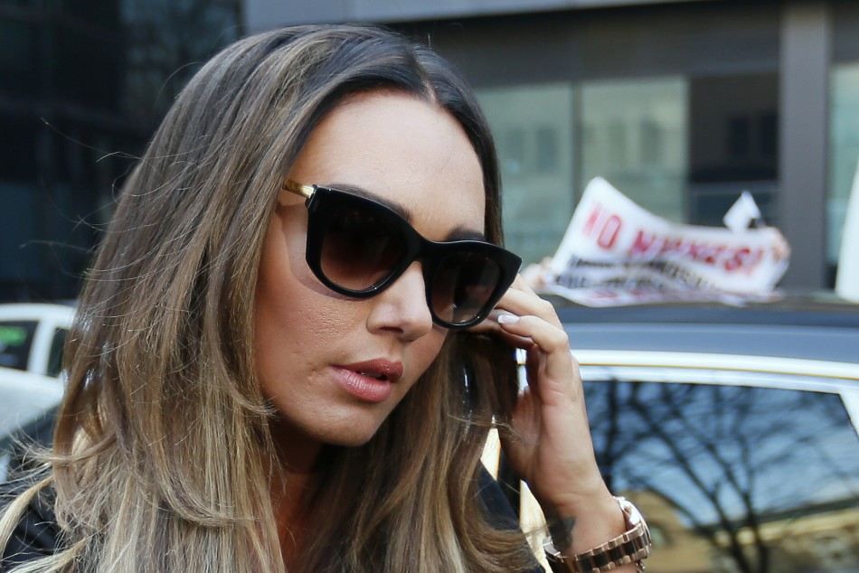 Tamara Ecclestone at Southwark Crown Court
