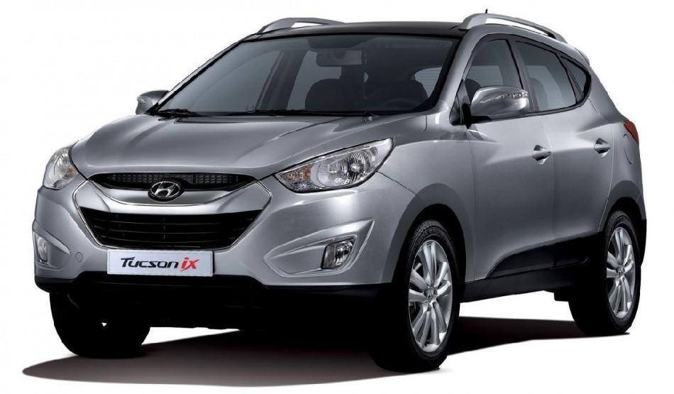 Hyundai Tucson xi
