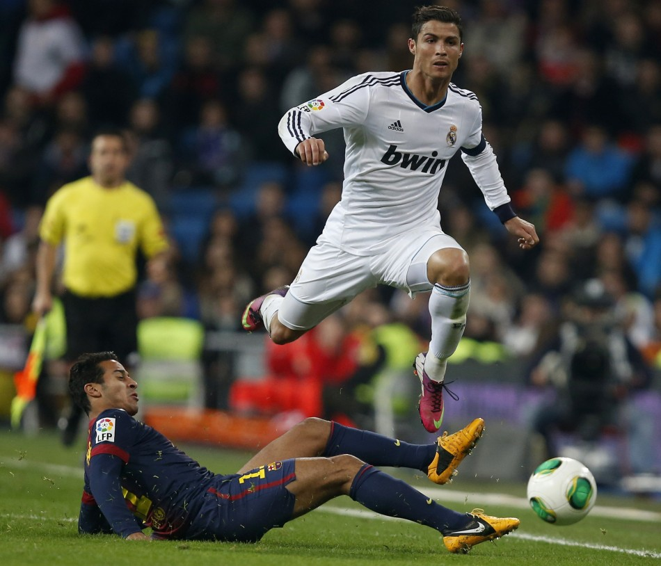 Thiago and Ronaldo