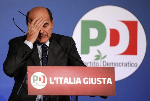 Italy Bersani