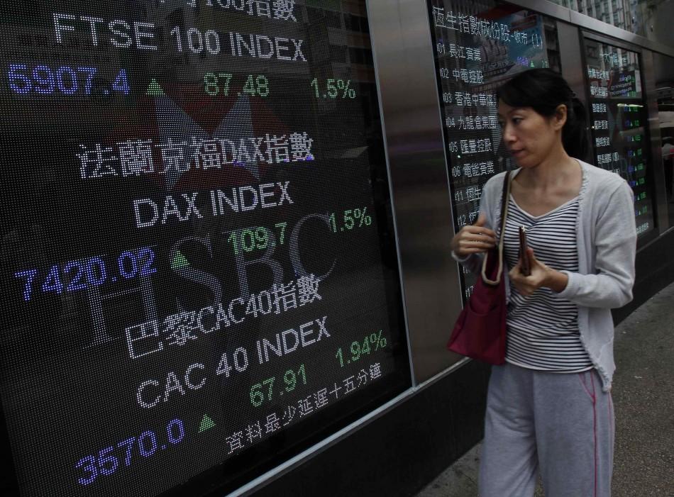 asian markets
