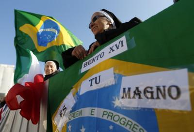Brazilian nuns