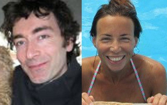 Joe Bampton and and Hungarian-born partner Suzanna Gyetvai have been named as two of the victims (Facebook)