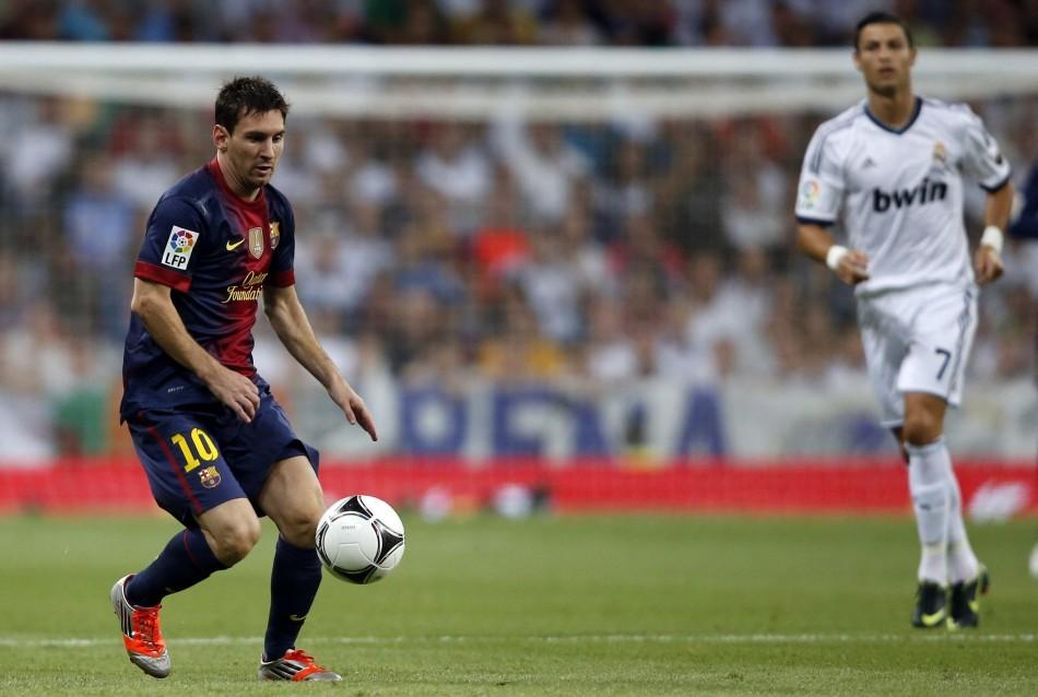 Lionel Messi - Cristiano Ronaldo